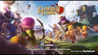 Misteri di clan the black jalak(clash of clans)