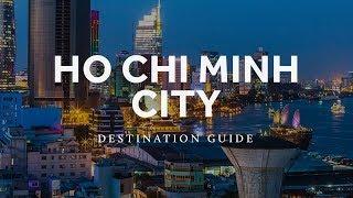 [ Natural 4k ] Ho Chi Minh City Vacation Travel Guide | Expedia