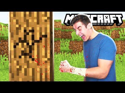 Denis Sucks At Minecraft - Episode 16