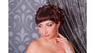видео Свадебные прически г.Барнаул. Свадебный макияж в Барнауле. Прически на свадьбу и вечерние прически. Выезд на дом. Приччески на короткие и длинные волосы.Фото причесок.
