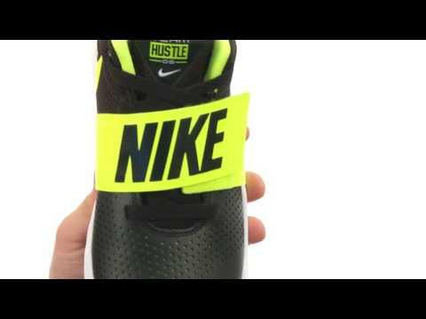 16eaded779 Nike Kids Team Hustle D8 (Big Kid) SKU:8844938 - YouTube