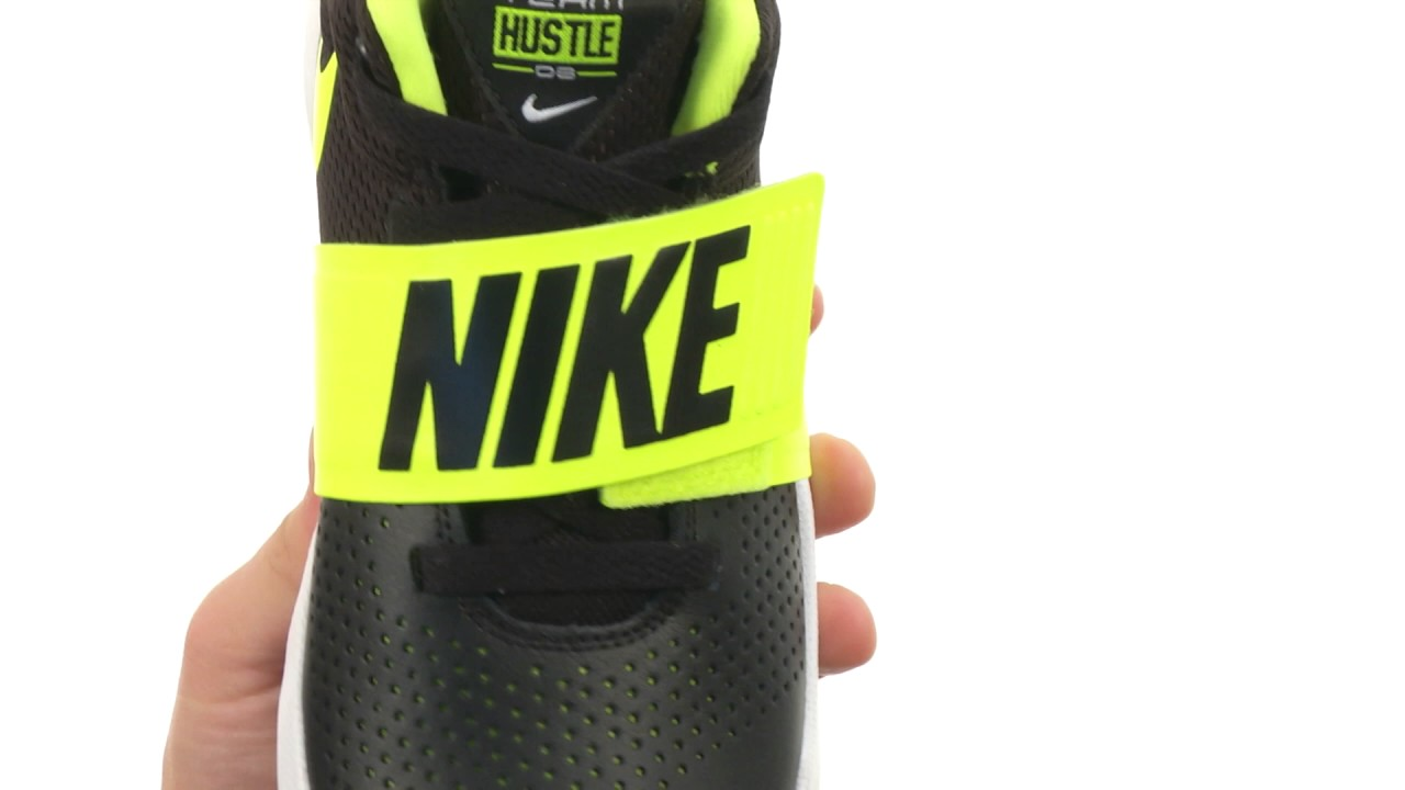 970bfc32ccaf00 Nike Kids Team Hustle D8 (Big Kid) SKU 8844938 - YouTube