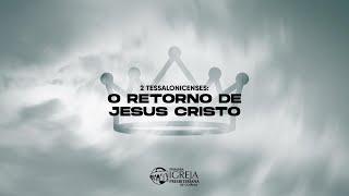 A Paz e a Graça Nas Tribulações (2 Tessalonicenses 3:16-18) | Rev. Ericson Martins