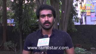 Thaman Kumar At Sethuboomi Movie Press Show