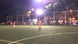 SF7L 14/15 - J9 - La Naranja Pelona 0-1 Calvitos del Pro