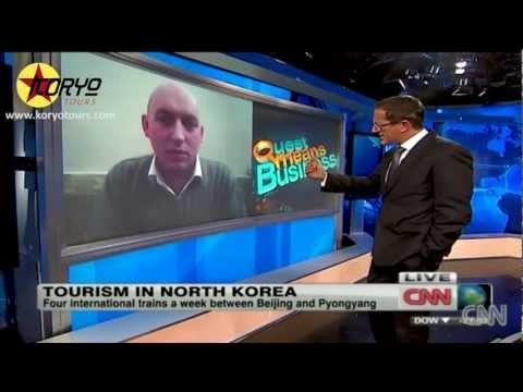 CNN Interview on DPRK's (North Korea) Economic Situation and Tourism