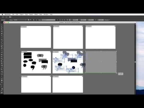 368: Add Artboards in Illustrator