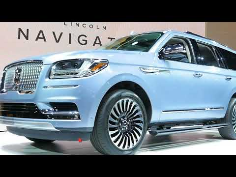 2018 Lincoln Navigator First Drive : From black sheep to flagshipe   SEMA Show 2017