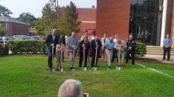 Groundbreaking at Apopka City Hall