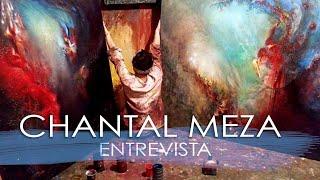 CHANTAL MEZA · Artista visual mexicana & Arte abstracto // 𝗘𝗡𝗧𝗥𝗘𝗩𝗜𝗦𝗧𝗔
