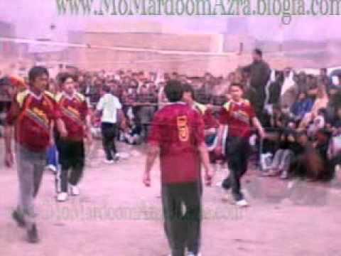 Jaam e shohada quetta .... vollyball quetta hazaras (shohada)