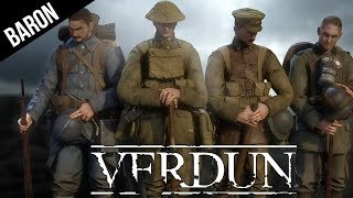 Verdun - Squad Goals!  Phly, Devil and Baron on the Rifle!