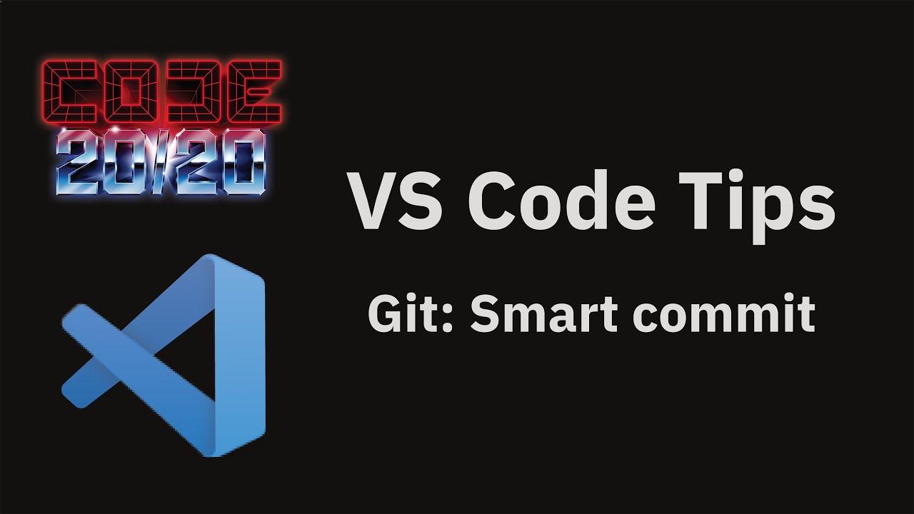 Git: Smart commit
