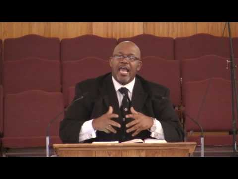 "Rev. Kenneth King: ""It's Already Done"" (3.12.17)"