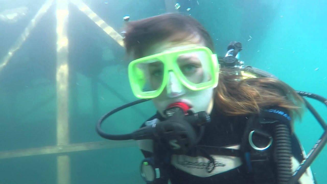 Scuba Diving Certification - YouTube