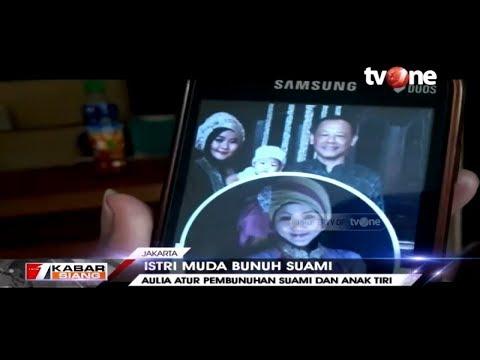 Aulia Kesuma, Istri Muda Yang Mengatur Pembunuhan Suami Dan Anak Tiri