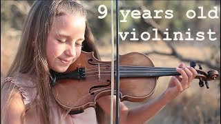 What About Us Pink Violin Cover By Karolina Protsenko