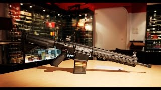 This 417 Will Recoil Shock You: Tokyo Marui 417 Recoil Shock - RedWolf Airsoft RWTV