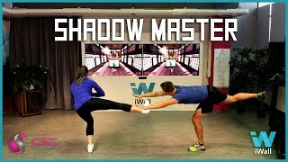 Shadow Master fitness game for iWall