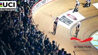 Teaser - 2015/16 UCI Track Cycling World Cup