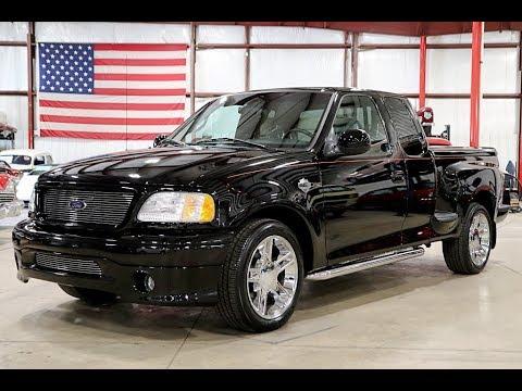2000-ford-f150-harley-davidson-black