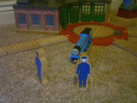thomas wooden railway gordon takes a dip 1