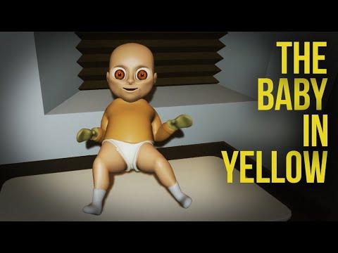 Дети - это счастье! - Прохождение The Baby In Yellow