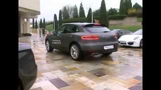 Тест-драйв Porsche Macan.  Обзор модели.