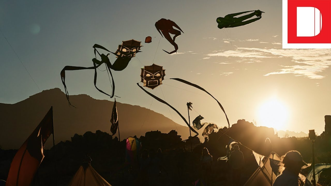 Inside Kopparberg's 'Outside is Ours': a kite flying break from its