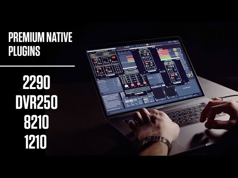 Introducing Icon Series Legacy Native Plug-Ins