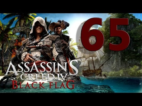 Let's Play ASSASSINS CREED 4 BLACK FLAG Deutsch Part 65 es von hinten machen