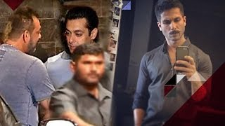 Salman Khan To Throw A PARTY For Sanjay Dutt, Shahid Kapoor