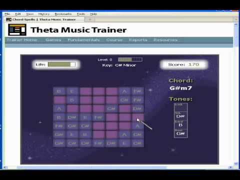 Theta Music Trainer: Ear Training and Music Theory Games