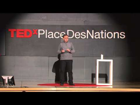 Attacks on humanitarians are attacks on humanity | Vincent Cochetel | TEDxPlaceDesNations