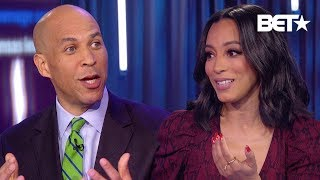 Angela Rye Asks Senator Cory Booker How We Can Ensure Change To Come Early