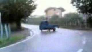 Piaggio Ape Cross Drift