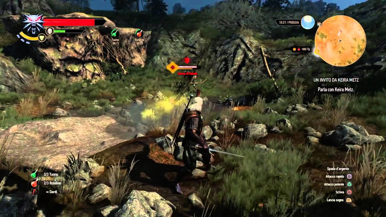 seleziona per originale Liquidazione del 60% boutique outlet The Witcher 3: Wild Hunt Donna delle paludi 10 livelli più alta