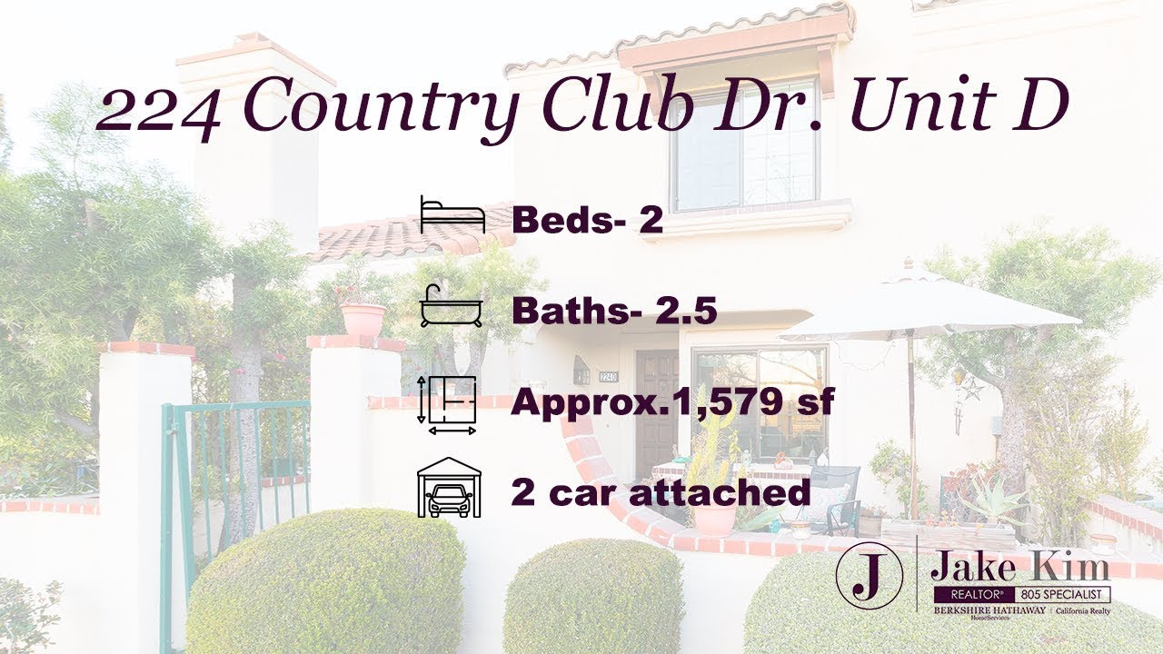 Wood Ranch Simi Valley Condo for sale | 224 Country Club