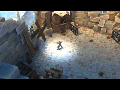 Dungeon Hunter 5 - Gameplay Walkthrough Part 1