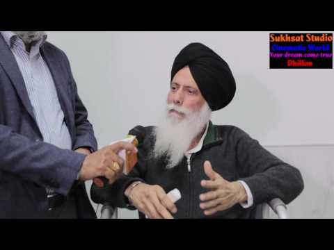 Exclusive Full Interview with bomb blast victim,Essen Germany,Kuldip Singh, Sukhsat studio Germany