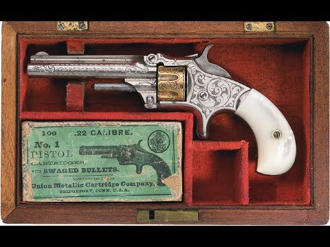 Antique Arms and Armor Colt Wild West Collection Relics