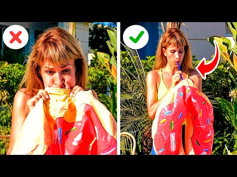 35-vacation-hacks-that-will-save-you-a-fortine!-||-hot-weekend-life-hacks