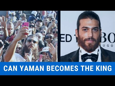 The Most Popular Can Yaman Beyond The Limits, Become The King Among Turkish Actors