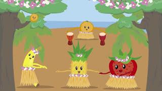 MULTI - Frutas Havaianas - Músicas e canções para crianças