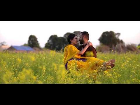 Romantic Punjabi Song For Pre Wedding