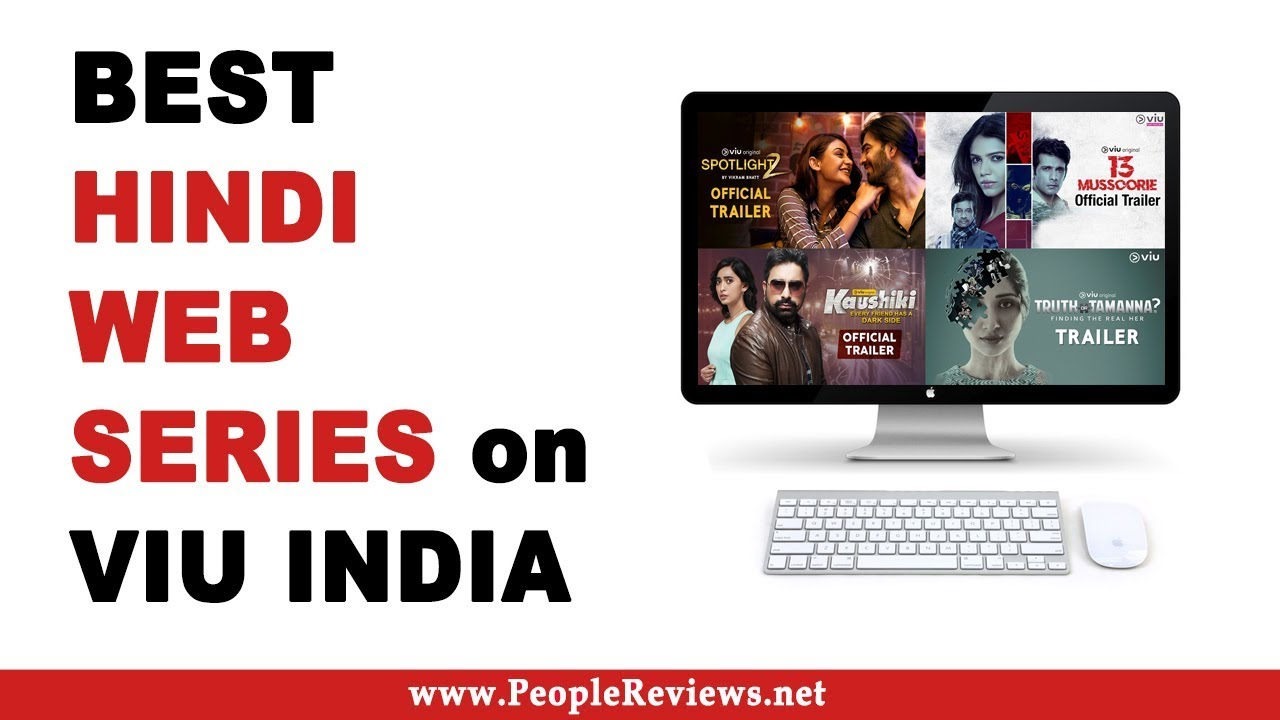 Best Hindi Web Series on VIU India