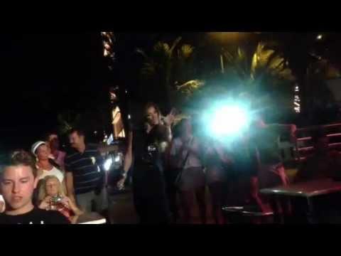 Drag show at Palace Bar Miami