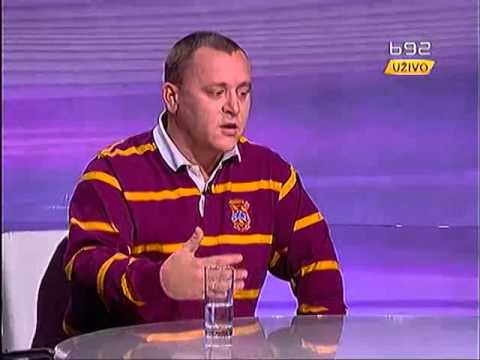 Uglješa Šajtinac - intervju (emisija kažiprst)