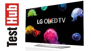 lg oled tv 4k uhd potęga obrazu czerni i kontrastu test prezentacja