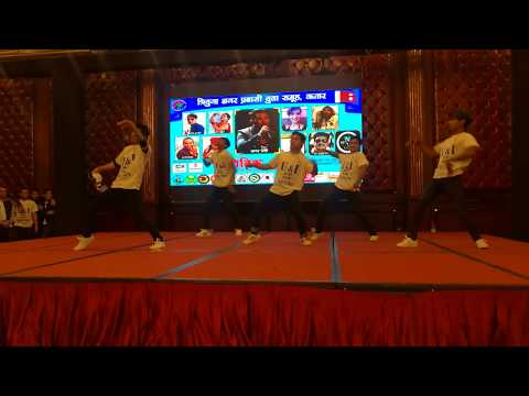 U & I Dance Crew Dance in Kale Dai mix song Doha - Qatar
